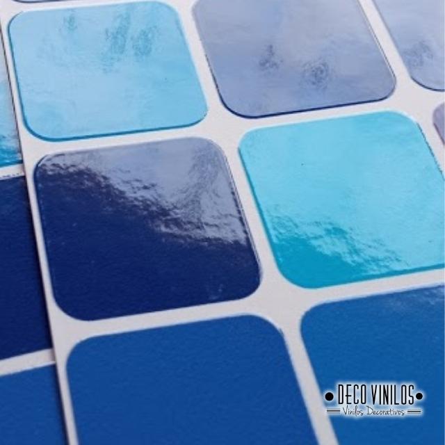Vinilos Azulejos Venecitas Texturadas