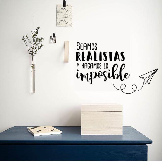 Seamos Realistas